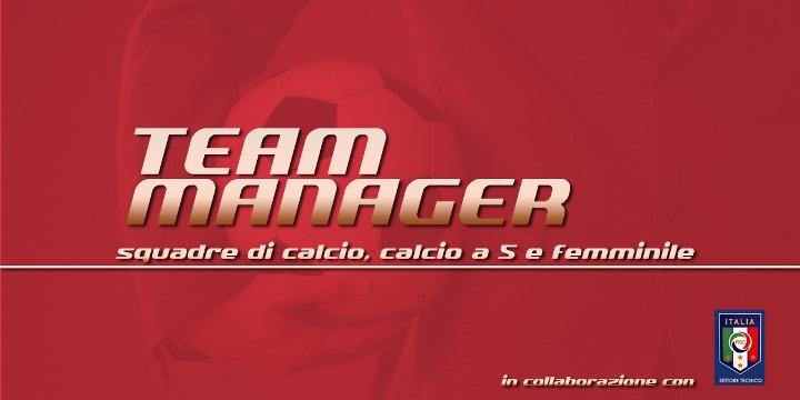 Corso Team Manager