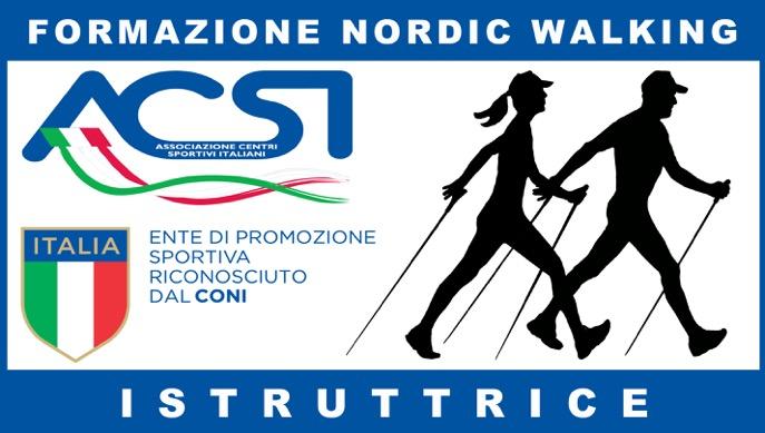 Formazione Nordic Walking