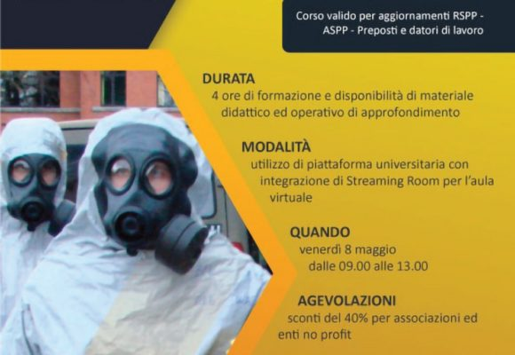 Corso Rischio Bilogico Covid-19